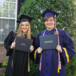 Deanna and Drake Graduation